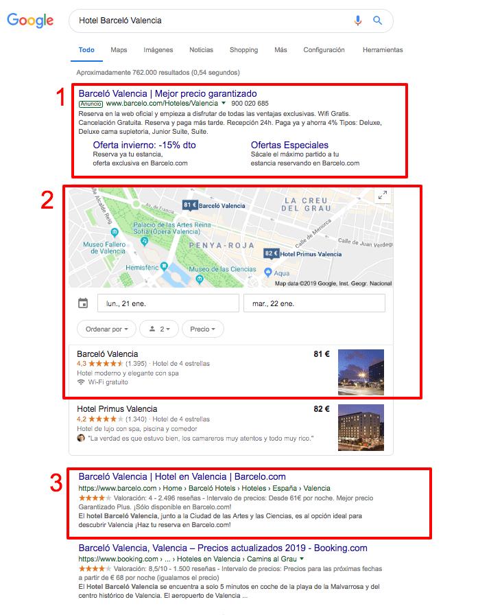 Que es Google Ads Hotel y como funciona