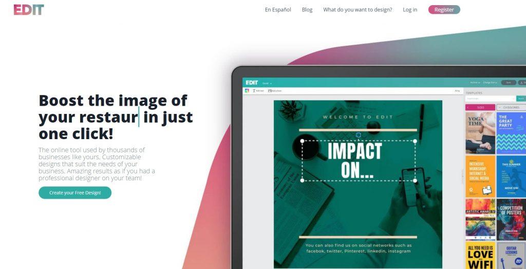 edit.org herramienta de diseño